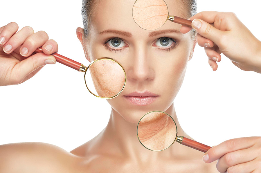 4 совета по естественному омоложению кожи