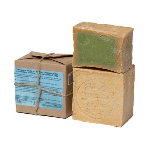 Алеппское мыло. С лавровым маслом 20% - фото 4987