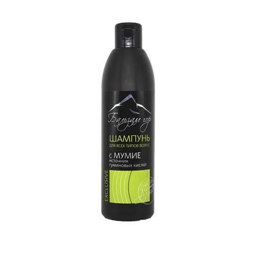 """Шампунь для волос с мумие. """"Бальзам гор"""" - фото 5375"""